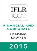 Dr. Ingy Badawy is a leading lawyer in the IFLR1000 (2015) - 153-209