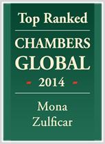 Ms. Mona Zulficar - Chambers & Partners 2014 - 153-209